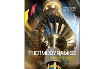 Thermodynamics - An Engineering Approach