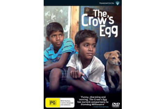 The Crows Egg DVD Region 4