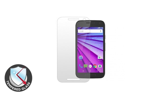 Premium Tempered Glass Screen Protector for Moto G4