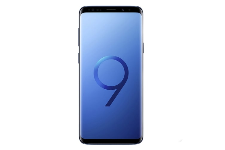 Samsung Galaxy S9+ (64GB, Coral Blue)
