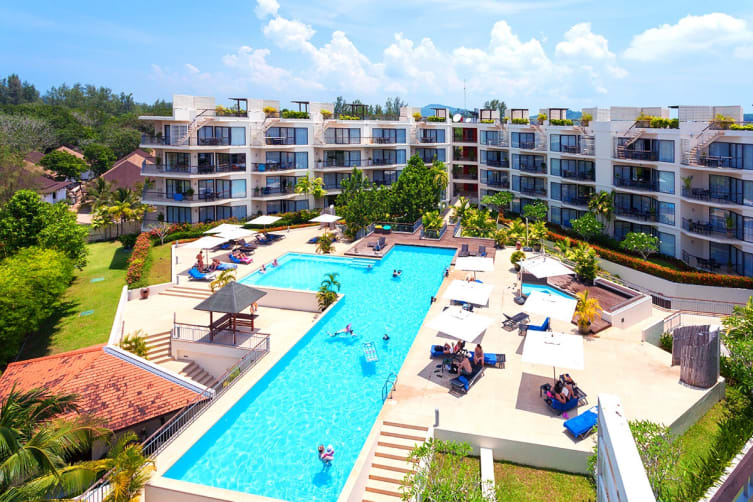 PHUKET: 7 Nights at Dewa Phuket Beach Resort Including Flights for Two (Departing PER)