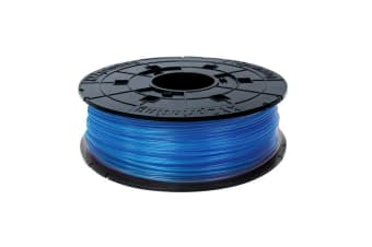 XYZprinting Clear Blue PLA Filament