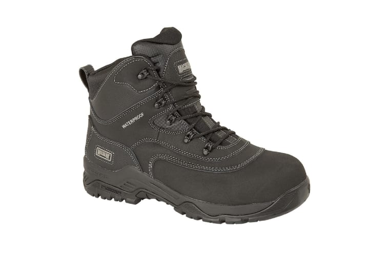 Magnum Mens Broadside 6.0 Industrial Sports Safety Boot (Black) (12 UK)