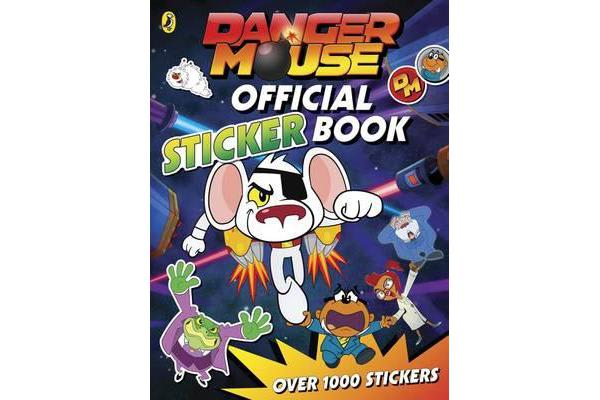 Danger Mouse - Official Sticker Book