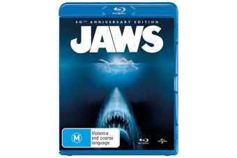 Jaws 40th Anniversary Edition Blu-ray Region B