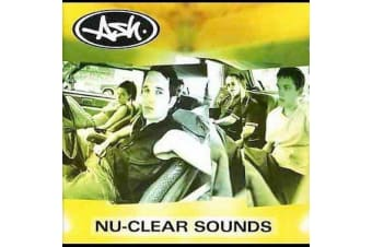 Nu: Clear Sounds by Ash BRAND NEW SEALED MUSIC ALBUM CD - AU STOCK