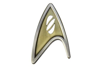 Star Trek Beyond Science Magnetic Insignia Badge