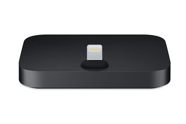 iPhone Lightning Dock (Black)