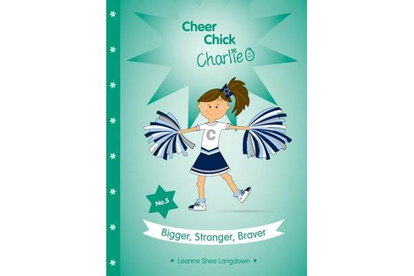 Cheer Chick Charlie - Something to Offer