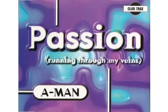 Passion (Running through my veins) PRE-OWNED CD: DISC LIKE NEW