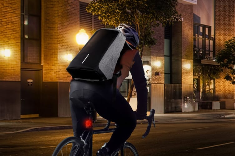 Anti-Theft Fortress Backpack with USB Port