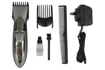 Wet/Dry Cordless Rechargeable Hair & Beard Trimmer Clipper 3-15Mm Hc-001