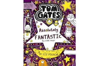 Tom Gates #5 - Tom Gates is Absolutely Fantastic (at some things) (re-release)