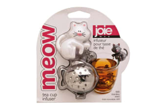 Joie Msc Meow Cat Tea Infuser White