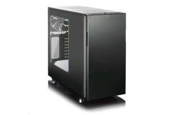 FRACTAL DESIGN Define R5 Black Out Edition USB3.0  Case Black W/ window