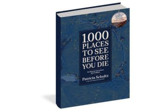 1,000 Places to See Before You Die (Deluxe Edition) - The World as You've Never Seen It Before