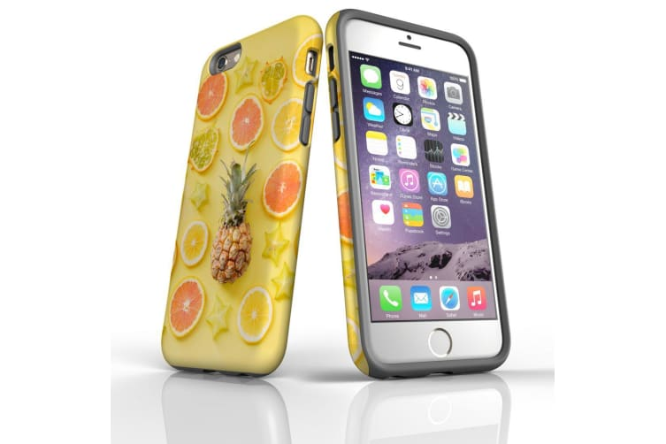 For iPhone 6S & 6 Shielding Back Case  Tropical