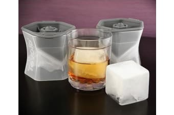 Tovolo Colossal Cube Ice Molds Set of 2