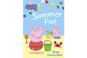 Peppa Pig - Summer Fun! Sticker Activity Book