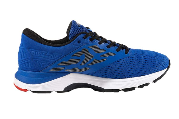 ASICS Men's GEL-Flux 5 Running Shoe (Blue/Black, Size 10)