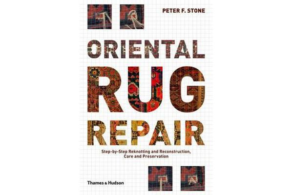 Oriental Rug Repair - Step-by-Step Reknotting, Reconstruction,care