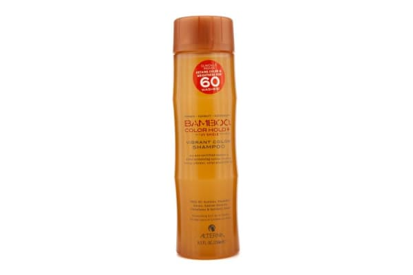 Alterna Bamboo Color Hold+ Vibrant Color Shampoo (For Strong, Vibrant, Color-Protected Hair) (250ml/8.5oz)