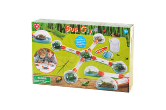 Play Bug City Insects Kids/Children/Toddler 4y+ Educational Fun Play Game Toy
