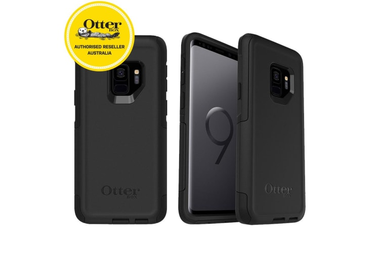 quality design 6bab4 aae73 Otterbox Commuter Case Suits Samsung Galaxy S9+ - Black