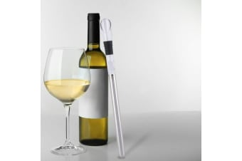 Stainless Steel Wine Chill Stick With Easy Pour Spout