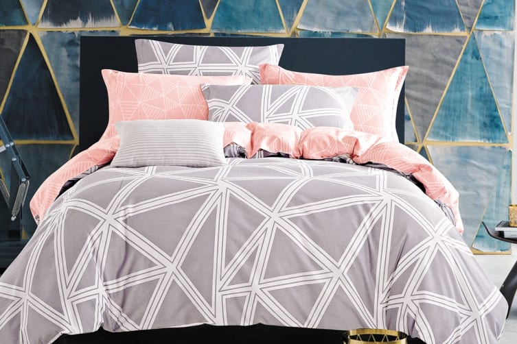 Gioia Casa Space Quilt Cover Set (Queen)