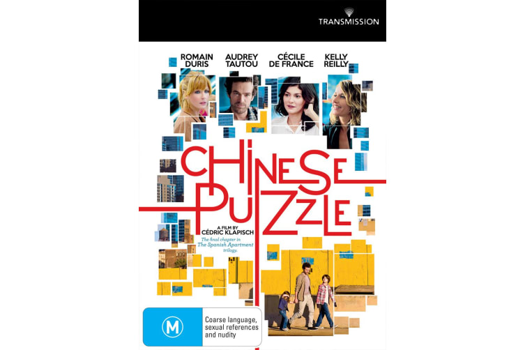 Chinese Puzzle DVD Region 4