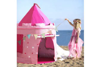 Children Pop Up Play Tent UV Proof PINK