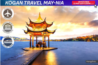 CHINA: 11 Day Amazing China Tour Including Flights for Three