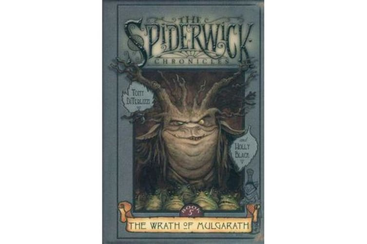 The Spiderwick Chronicles #5 - The Wrath of Mulgarath