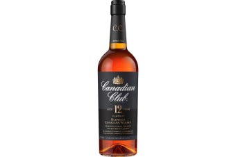 Canadian Club 12 Year Old 700mL Bottle