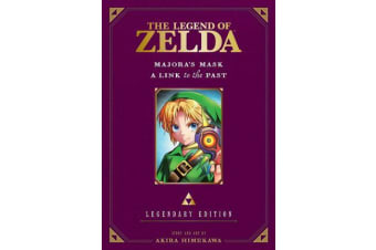 The Legend of Zelda - Majora's Mask / A Link to the Past -Legendary Edition-