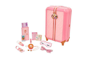 Disney Princess Style Collection Suitcase Travel Set