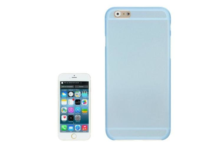 For iPhone 6S 6 Case Modern Ultra-thin High-Quality Shielding Cover Blue