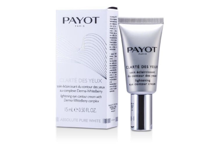Payot Absolute Pure White Clarte Des Yeux Lightening Eye Contour Cream 15ml