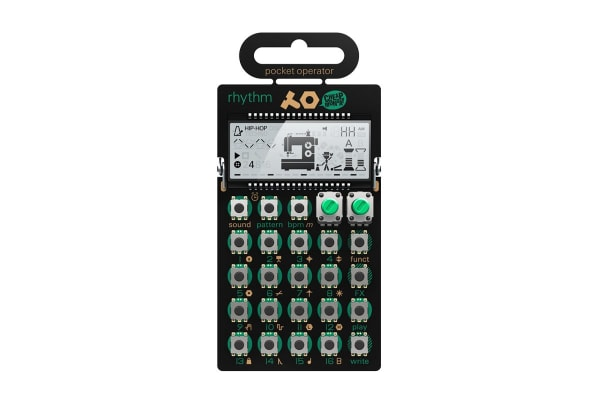 Teenage Engineering Pocket Operator-12 Rhythm Drum Synthesizer (PO-12)
