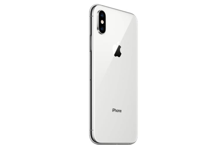 Apple iPhone XS (64GB, Silver)