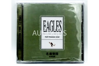 Eagles - Hell Freezes Over BRAND NEW SEALED MUSIC ALBUM CD - AU STOCK