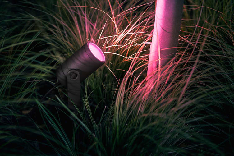 Philips Hue Outdoor Spot Kit