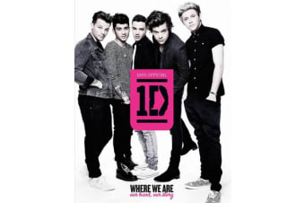 One Direction: Where We Are (100% Official) - Our Band, Our Story