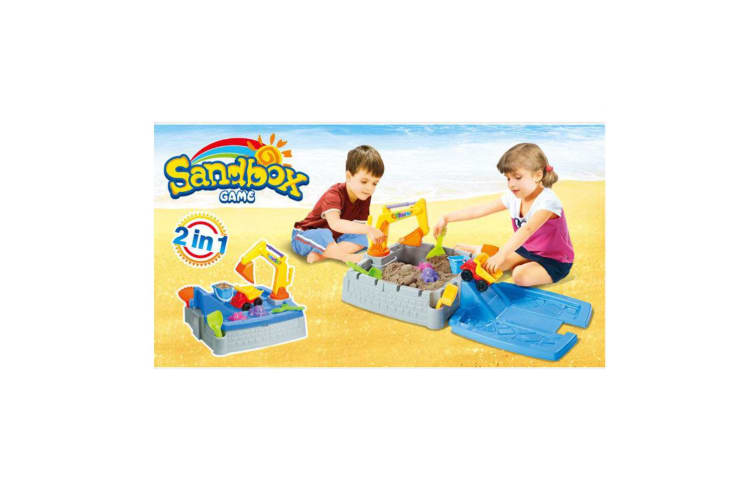 Child/Kids Sand/Water Beach Sandpit Toys Set/Sandbox Truck Ramp Play Fun/Outdoor
