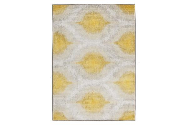 Lucid Dream Modern Rug Yellow 230x160cm