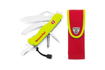 Victorinox Swiss Army Knife Rescue Tool with Sheath