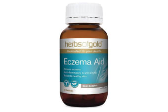 Herbs of Gold Eczema Aid 60t