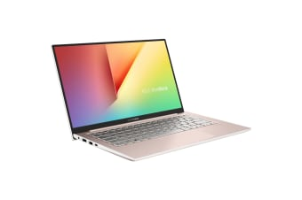 """ASUS VivoBook S13 S330FA-EY138T Thin&Light Laptop in Rose Gold Colour 13.3"""" FHD Intel i5-8265U 8GB"""