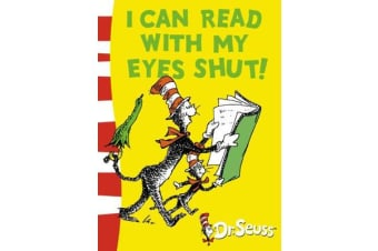 I can Read with my Eyes Shut - Green Back Book
